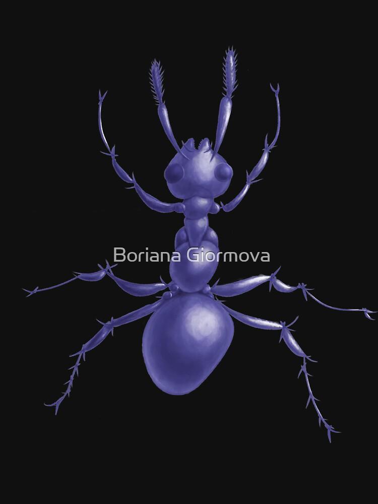 Purple Ant by azzza