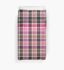 Pink Roses in Anzures 4 Plaid 2 Duvet Cover
