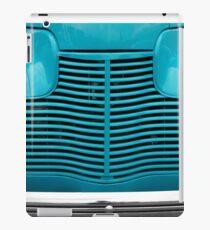 Colours - blue iPad Case/Skin