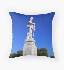 Shrewsbury Boer War Memorial Throw Pillow
