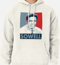 Thomas Sowell Pullover Hoodie