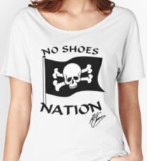 NO SHOES NATION 2016 Women's Relaxed Fit T-Shirt