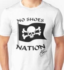 NO SHOES NATION 2016 Unisex T-Shirt