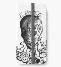Silence - Fanart iPhone Wallet/Case/Skin