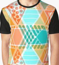Gauze Graphic T-Shirt