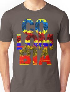 Colombia Palms Unisex T-Shirt