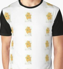 Sunflowers & Suicide Notes  Graphic T-Shirt