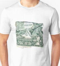 Traue niemandem Unisex T-Shirt