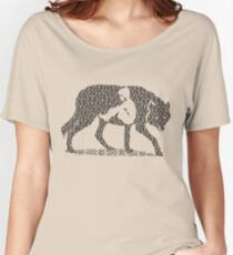 Hungry Like The Wolf Women's Relaxed Fit T-Shirt