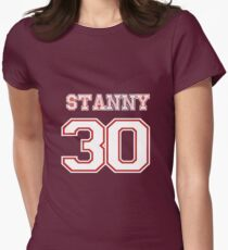 Stanny 30 Women's Fitted T-Shirt