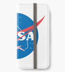 Nasa X Wing Fighter iPhone Wallet/Case/Skin