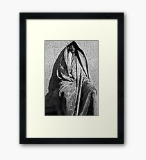 The Suicide of Clover Adams Framed Print