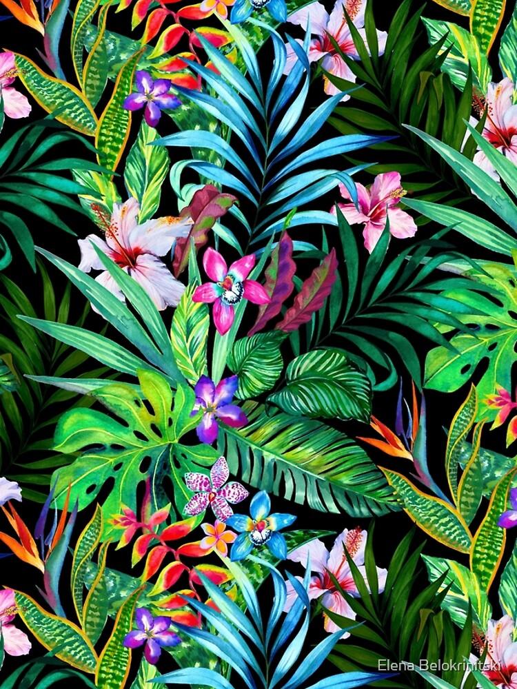 Tropisches Fest von belokrinitski
