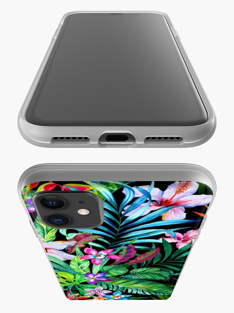 Alternate view of Tropical Fest iPhone Case & Cover