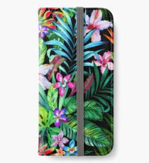 Tropical Fest iPhone Wallet/Case/Skin