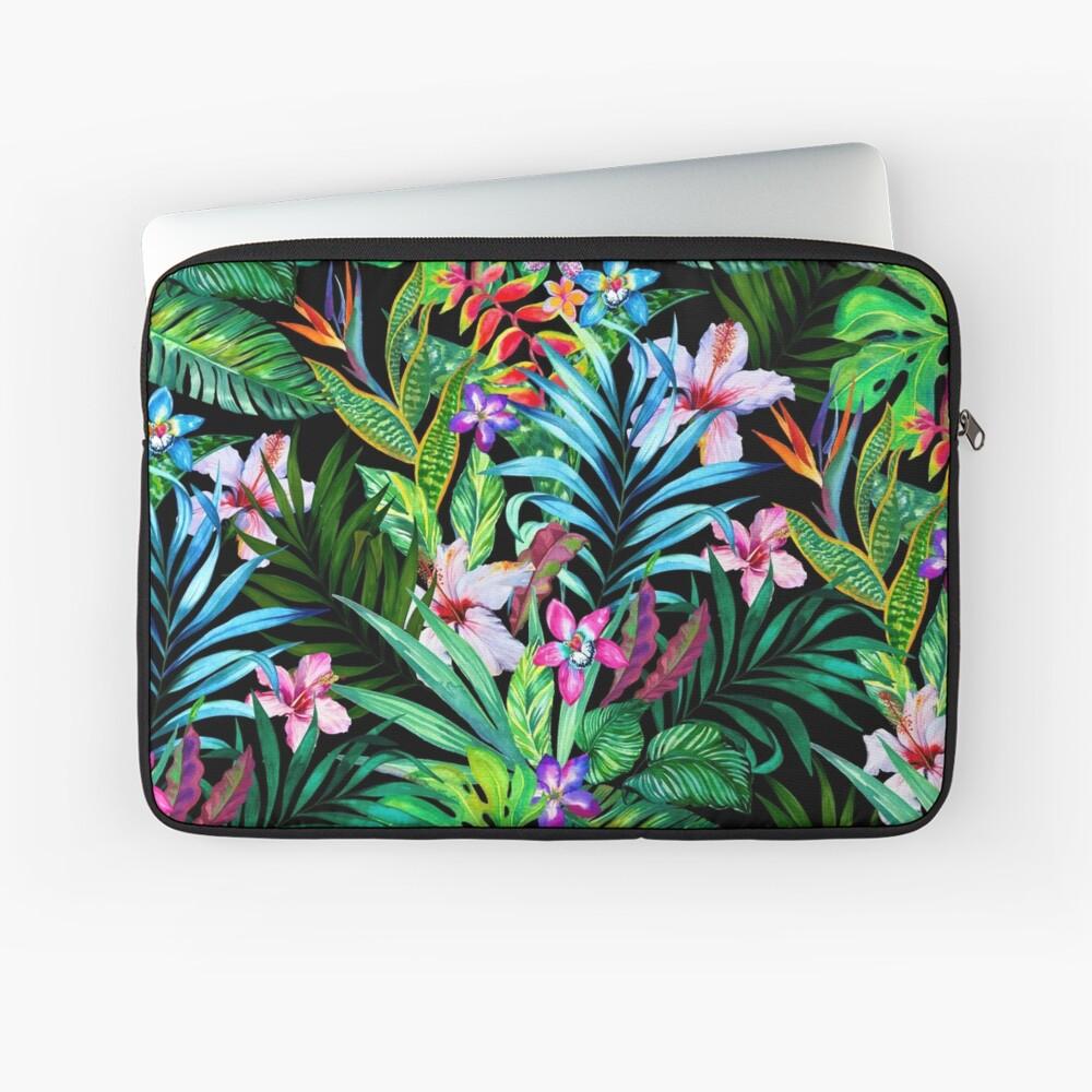 Tropisches Fest Laptoptasche