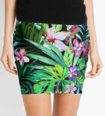 Tropical Fest Mini Skirt