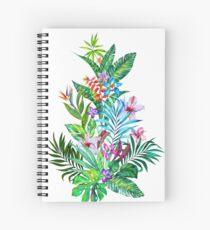 Tropical Fest Spiral Notebook