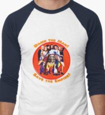 Save the Empire! Men's Baseball ¾ T-Shirt