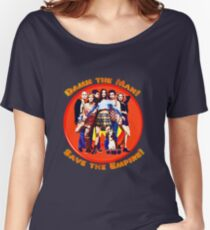 Save the Empire! Women's Relaxed Fit T-Shirt