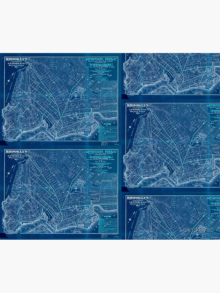 0214 Railroad Maps Inverted de wetdryvac