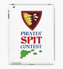 MONKEY ISLAND 2 - PIRATES SPIT CONTEST iPad Case/Skin