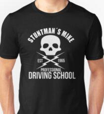 DEATH PROOF - STUNTMAN´S MIKE SCHOOL T-Shirt