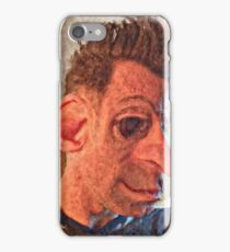 Nosey Parker iPhone Case/Skin