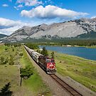 Rocky Mountain Train by Steve Boyko