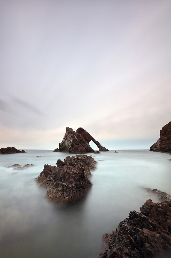 Bow Fiddle Rocks by Grant Glendinning