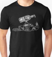 Drunk Crow Unisex T-Shirt