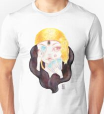 Tarot Gypsy Girl T-Shirt