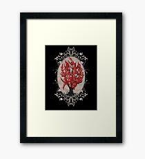 Weirwood Tree Framed Print