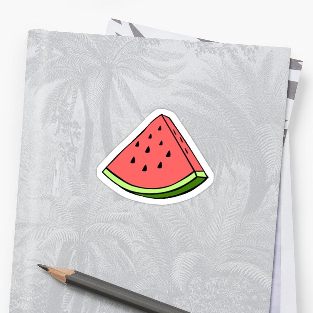 Sticker «pastèque»