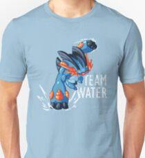 Team Water - Mega Swampert Unisex T-Shirt