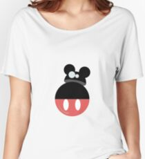 Mouse droid Women's Relaxed Fit T-Shirt