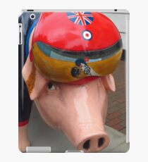 Sir Bradley Piggins iPad Case/Skin