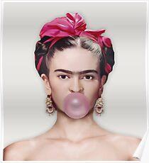 Bubblelicious Poster