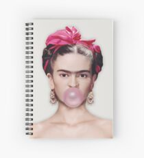 bubblelicious Spiral Notebook
