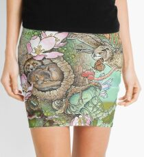 The Secret (Detail) Mini Skirt