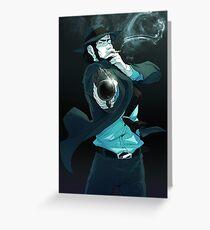 LT3 - Smoking Gun Greeting Card