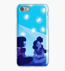 Garnet and Stevonnie in mindful education  iPhone Case/Skin