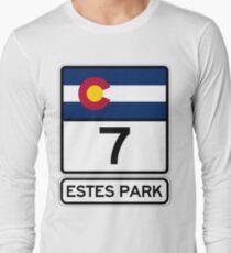 CO-7 Estes Park Colorado Long Sleeve T-Shirt