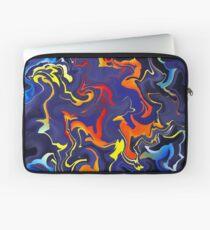 Slothamius V1 - digital abstract Laptop Sleeve