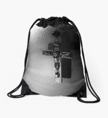 Holy  Drawstring Bag