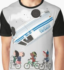 STRANGER PEANUTS Graphic T-Shirt