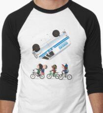 STRANGER PEANUTS Men's Baseball ¾ T-Shirt