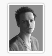 Andrew Scott as Jim Moriarty Sticker