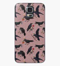 Minor Arcana (Crows) Case/Skin for Samsung Galaxy