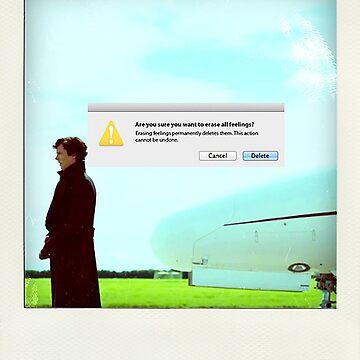 Sherlock polaroid by annyskod